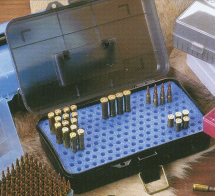 J&J Products Foam Core 175 Pack Ammo Box