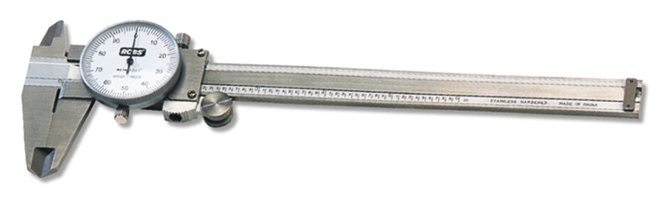 Stainless Steel Dial Caliper