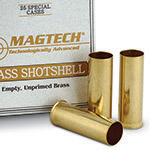 24 Gauge Brass Cases | MagTech [OUT OF STOCK]