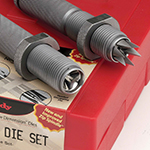 Die Set for Loading Blanks | Hornady [OUT OF STOCK]