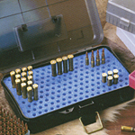 Hinged Top 175 Pack Ammo Box - J&J