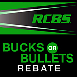 RCBS-Sponsored Rebates | PROMO ENDS DEC 31, 2013