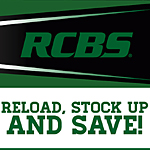 RELOAD, STOCK UP & SAVE! | RCBS REBATES